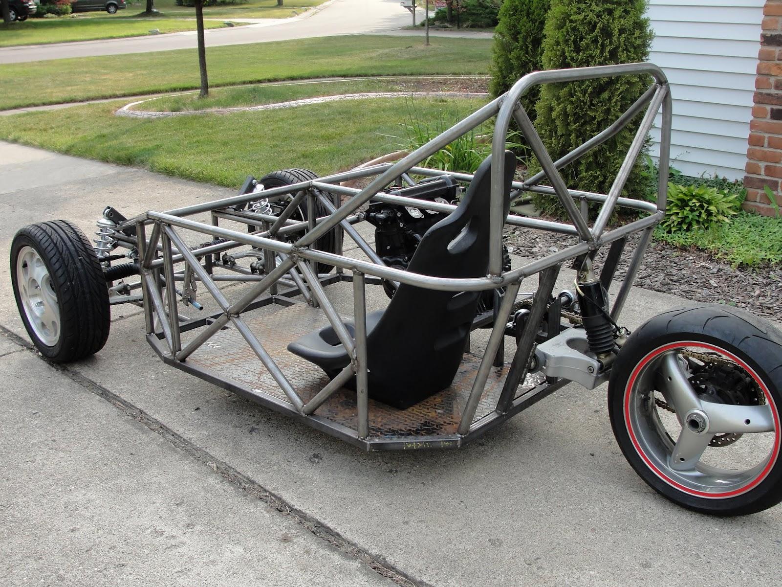 Vw Trike Frame Plans - Page 6 - Frame Design & Reviews ✓