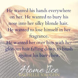 romance author rachelle vaughn book quotes