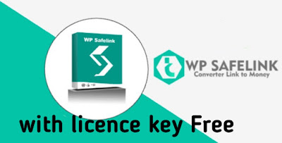 WP Safelink with Licence key free download