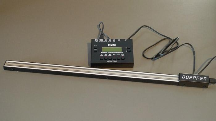 Midi Controller Ribbon : matrixsynth doepfer r2m midi ribbon controller ~ Hamham.info Haus und Dekorationen