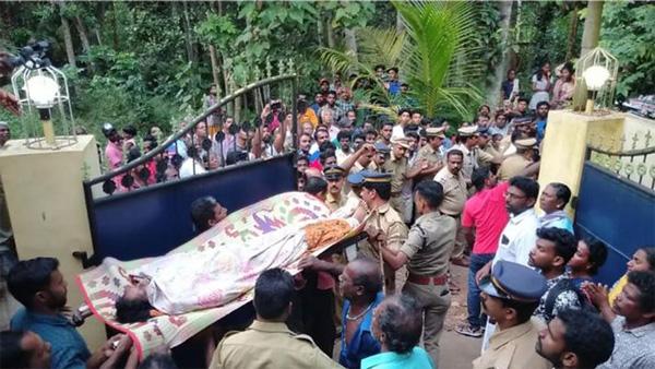 Husband killed wife in Thiruvananthapuram Pulluvila, Thiruvananthapuram, Local-News, Local-News, Murder, Crime, Criminal Case, Police, Arrested, Kerala