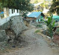 Warga Usulkan Pengaspalan Jalan Lingkungan Oi Lanco Kelurahan Penatoi