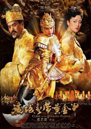 Curse of the Golden Flower 2006 BRRip 720p Hindi-English