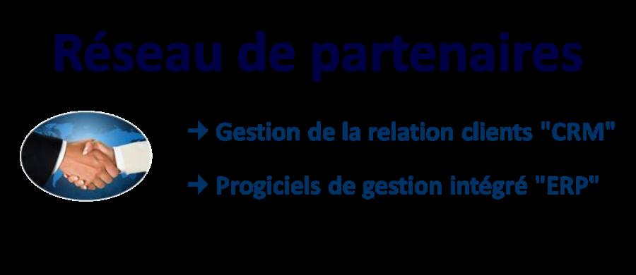 Un réseau de partenaires au service de nos clients
