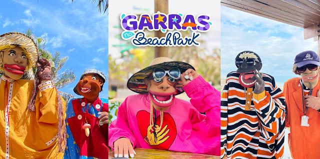 """""""Nas Garras da Patrulha"""" em campanha publicitária do Beach Park"""