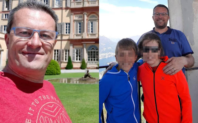 Отец выложил селфи, где улыбается вместе с детьми, а через несколько часов убил их и себя