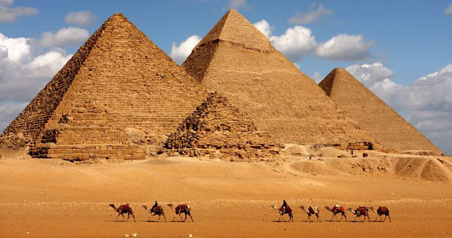 The Great Pyramid of Giza – Travel in Egypt