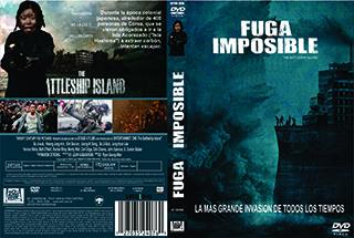 The Battleship Island - Fuga Imposible - Cover - DVD