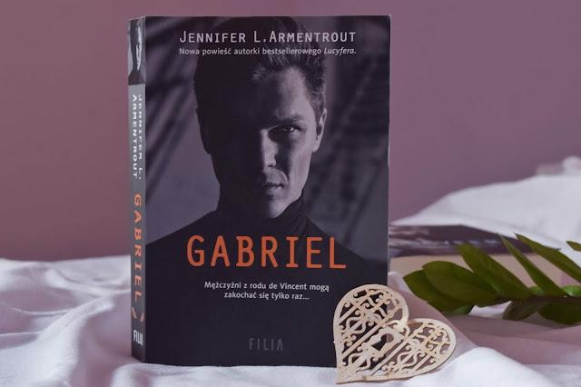 """Jennifer L. Armentrout - ,,Gabriel"""" (recenzja)"""