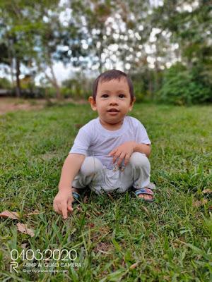 Jurnal anak setahun enam bulan