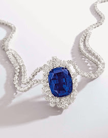The Royal Blue Sapphire