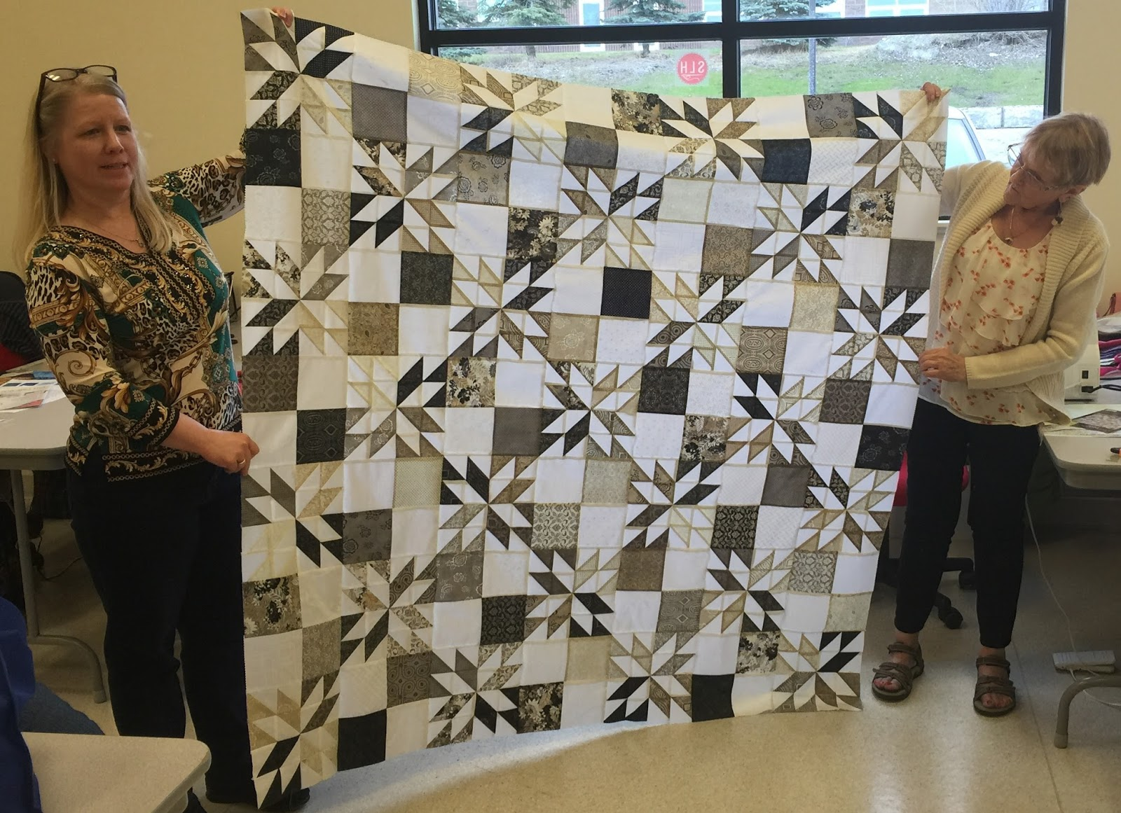 And Sew Forth April Breakfast Club Show And Tell