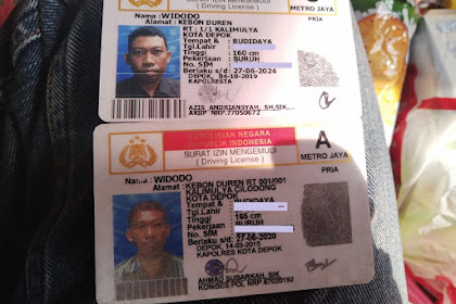 Perpanjangan SIM di Tempat SIM Keliling Depok