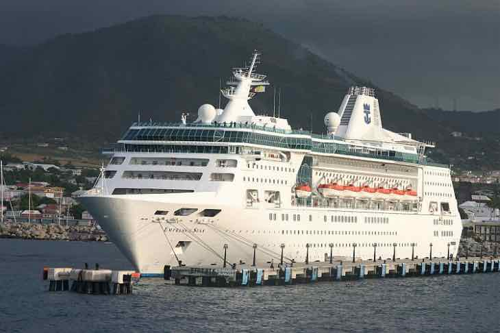 More Empress of the Seas Sailings Cancelled