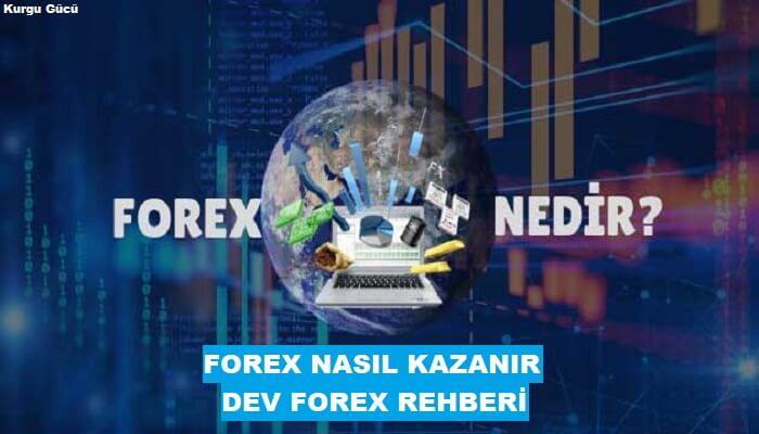 Forex Nedir Nasıl Kazanılır? Forex Hakkında Dev Rehber - Kurgu Gücü