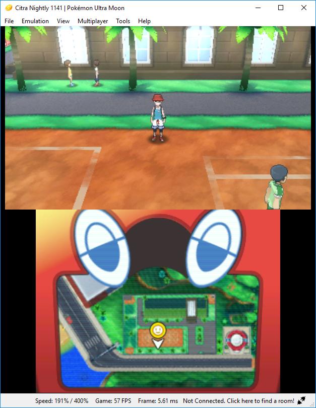 Come emulare i giochi del Nintendo 3DS di Pokémon