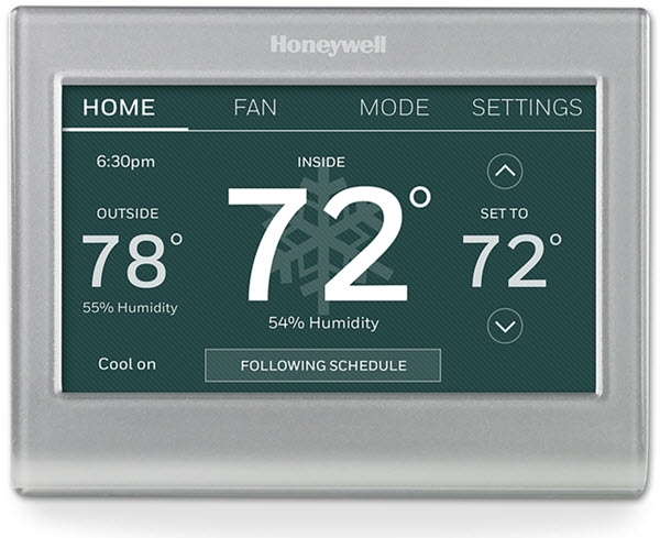 The Best 5 Honeywell Multiple Thermostats For Home Reviews | Best Mobile Hotspot Plans