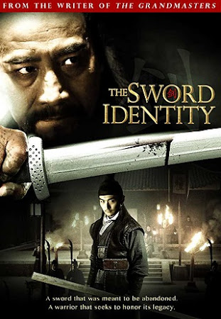 Poster Of The Sword Identity In Dual Audio Hindi Korean 300MB Compressed Small Size Pc Movie Free Download Only At worldfree4u.com