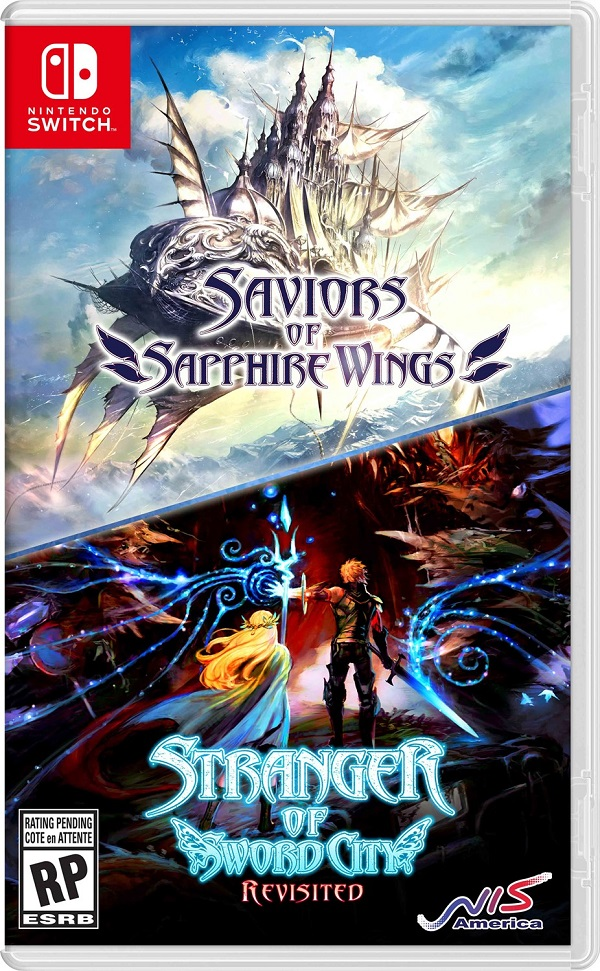 Stranger of Sword City Revisited Switch Game Cover