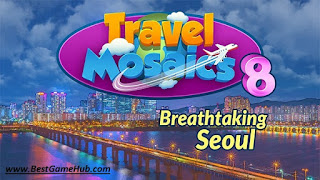 Travel Mosaics 8 Breathtaking Seoul PC Game Free Download