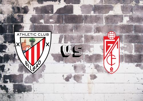 Athletic Club vs Granada  Resumen