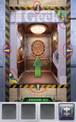 как пройти 15 уровень в игре door на майнкрафт #8