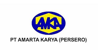 Lowongan Kerja BUMN Tingkat SMA D3 S1  PT Amarta Karya (Persero) 2018