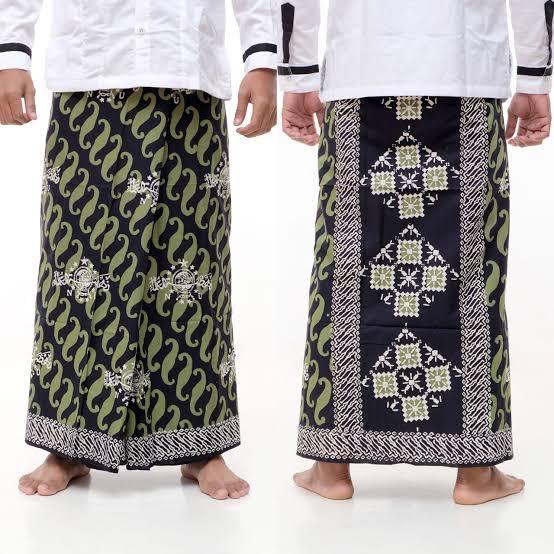Sarung Batik Nu Motif Kawung