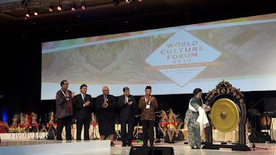 World Culture Forum dan Agenda Kebudayaan Sebagai Hulu Pembangunan