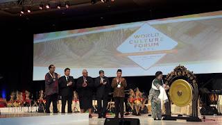 World Culture Forum (WCF) 2016 Hasilkan Deklarasi Bali