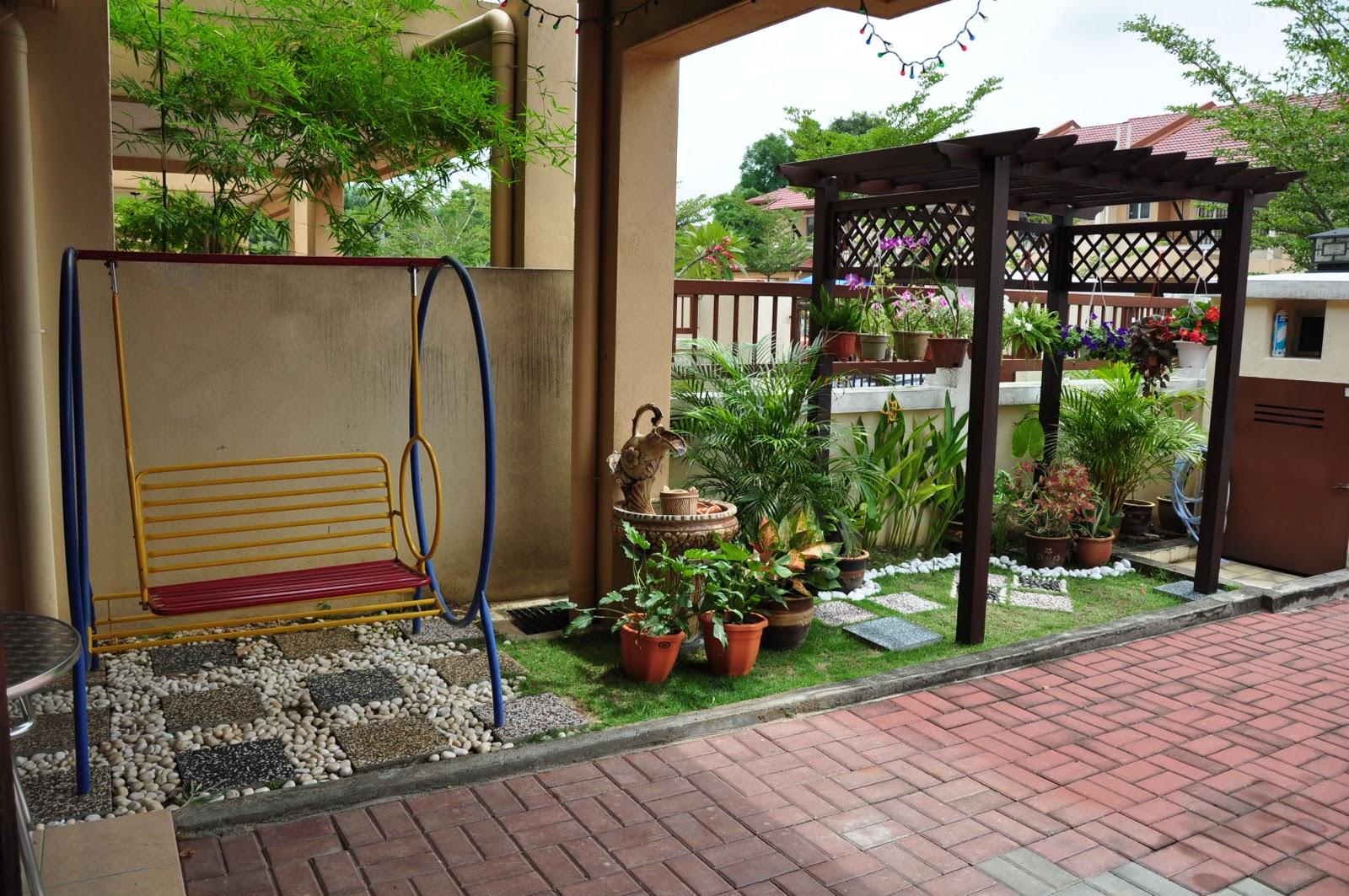 45 Desain Taman Depan Rumah Minimalis Untuk Lahan Terbatas
