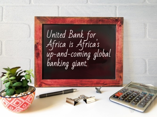 United Bank for Africa is one of Africa's largest banks
