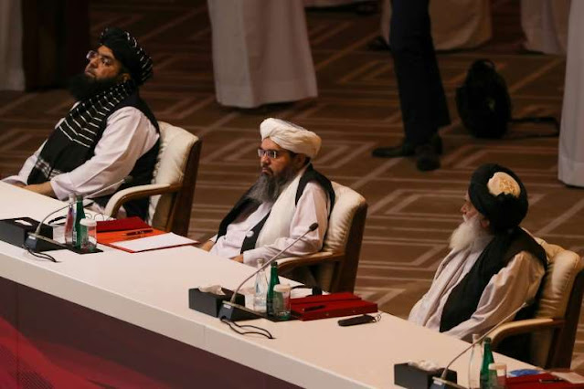 Peace talks at 'snail's pace' due to Taliban, says Afghan government