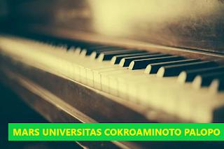 Lirik Lagu Mars Universitas Cokroaminoto Palopo (UNCP)