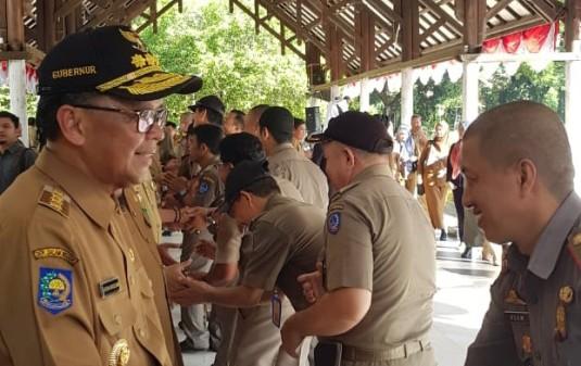 Gubernur Copot, Kepala Inspektorat Sulsel