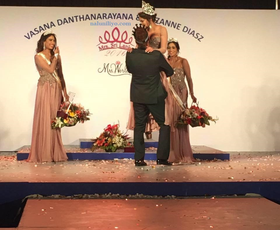 narmdha hot mrs sri lanka 2016