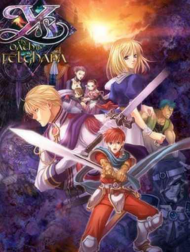 YS The Oath in Felghana - PSP - ISO Download