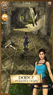 Lara Croft Relic Run V1.7.83 Mod+Apk Data