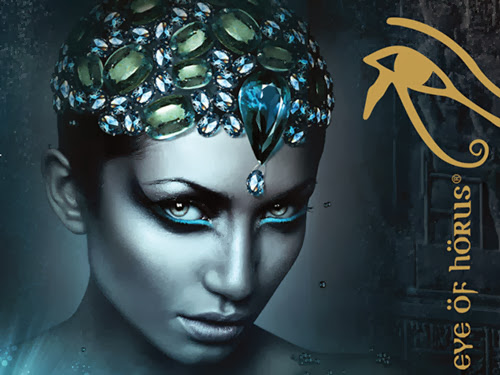 Eye of Horus Cosmetics - Awaken the Goddess within!
