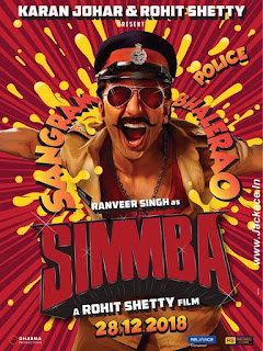 Simmba First Look Poster 1