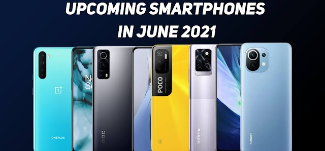 Upcoming Smartphones in India: OnePlus Nord CE 5G, iQOO Z3, Infinix Note 10, More