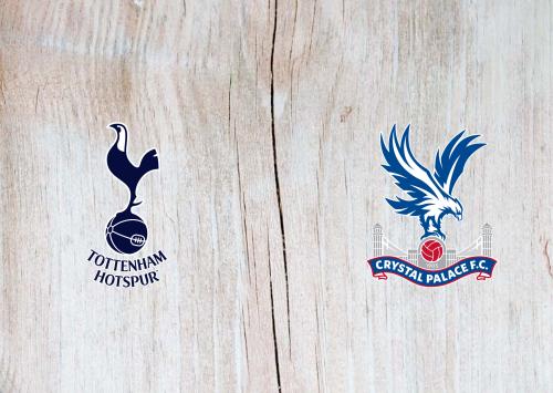 Tottenham  vs Crystal Palace Full Match & Highlights 14 September 2019