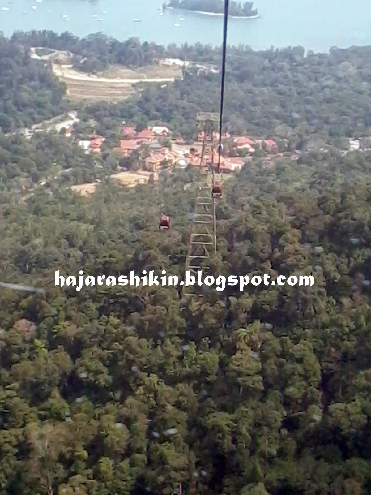 Oriental Village ( Cable Car )