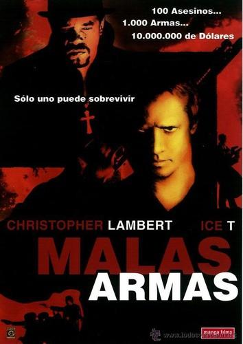 Malas armas (1997) [BRrip 1080p] [Latino] [Acción]
