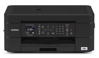 Brother MFC-J491DW [Télécharger] Pilote imprimante pour Windows et Mac
