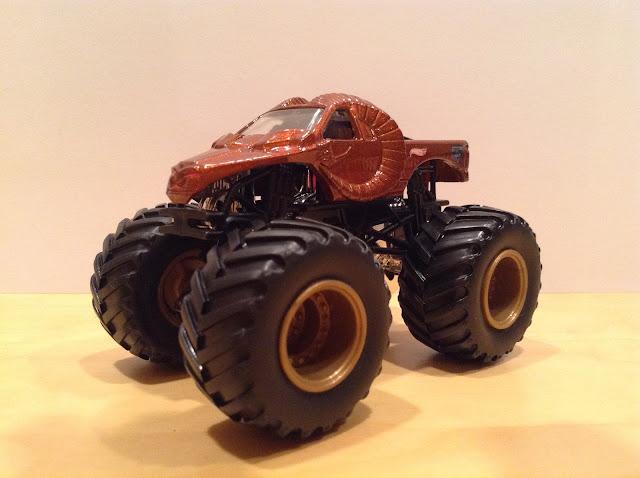 Julian's Hot Wheels Blog: Zombie Hunter Monster Jam Truck ...