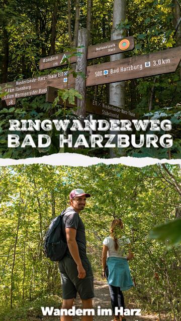 Ringwanderweg Bad Harzburg  Ausgedehnte Wanderung um die schöne Stadt im Harz 20