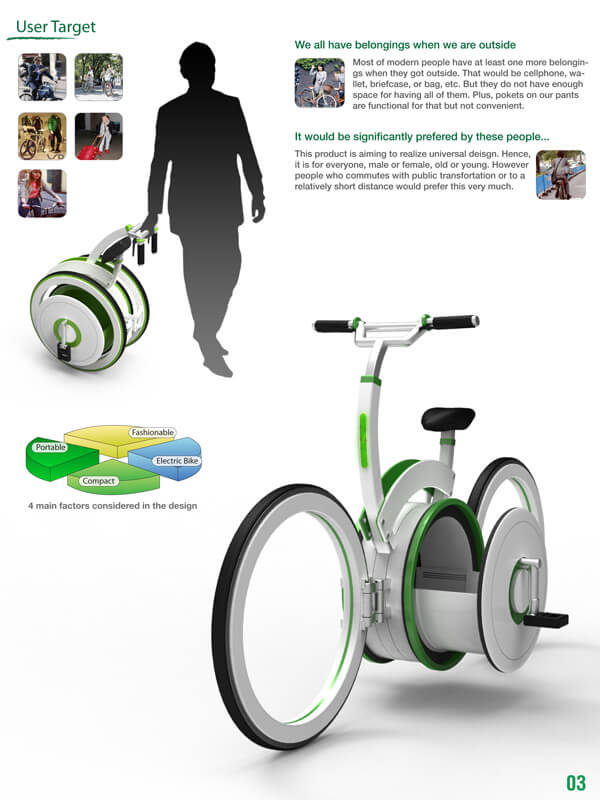 3 Jenis Basikal Moden Masa Depan