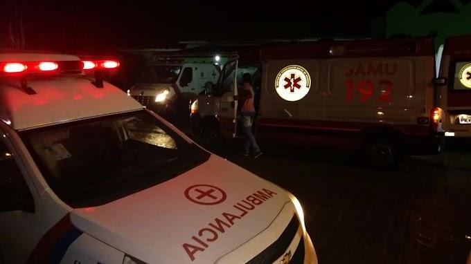 Acidente deixa três mortos na BR-324, entre Riachão do Jacuípe e Candeal