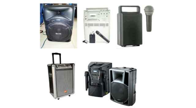 Harga Sound System Kecil